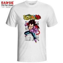 Vegeta Super Saiyan 4 SSJ4 T Shirt Dragon Ball GT Hero Novelty Creative Anime T-shirt Pop Punk Cool Men Women Top Tee