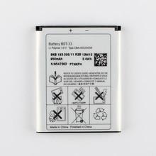 Original High Capacity Phone Battery For Sony Ericsson K790i K800 K800i K810 K810i K530 K550 K630 K660i K790 1000mAh BST-33