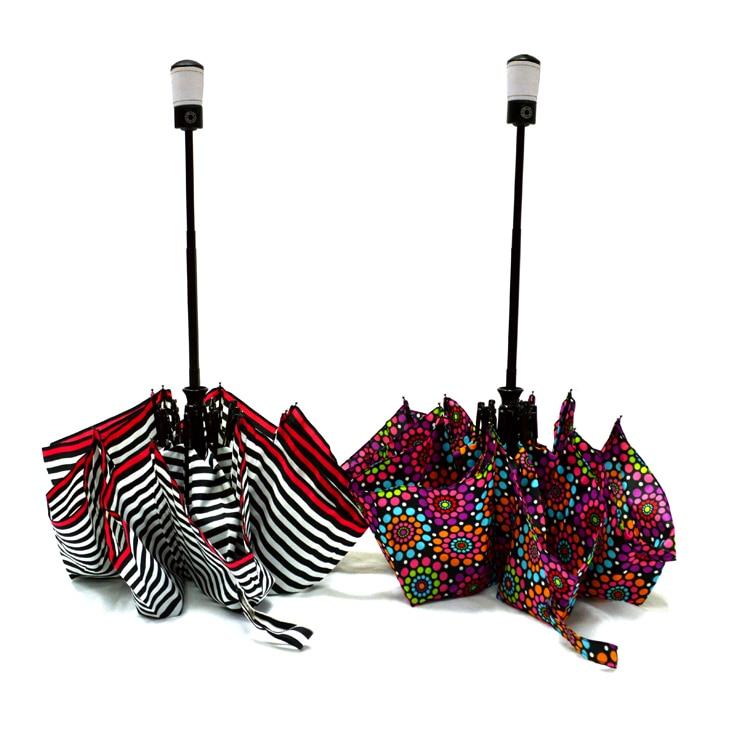 İyi Seçim Tam Otomatik Yaz Yağmur Günleri Şemsiye Amerika - Ev Eşyaları - Fotoğraf 3