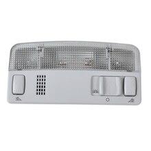 Dwcx ITD 947 105 серый интерьер купола Чтение свет лампы для VW Гольф Jetta Бора MK4 Passat B5 1999 2000 2001 2002 2003 2004
