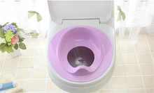1 Piece Kids Child Baby Potty Toilet Seat/Mat Baby Potty Training Chair Portable Travel Toilet  potty toilet D25