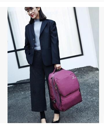 Women Trolley Backpack Travel Luggage Bag wheeled Backpack Rolling bags Men Business bag luggage suitcase backpack on wheels motorcycle tank bag sports helmet racing motobike backpack magnet luggage travel bag water resistance