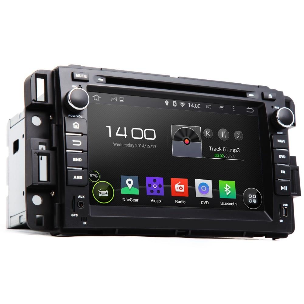 Eonon 7'' Android 5.1.1 Quad Core Car DVD GPS For Chevrolet Silverado GMC Acadia Buick Enclave ...