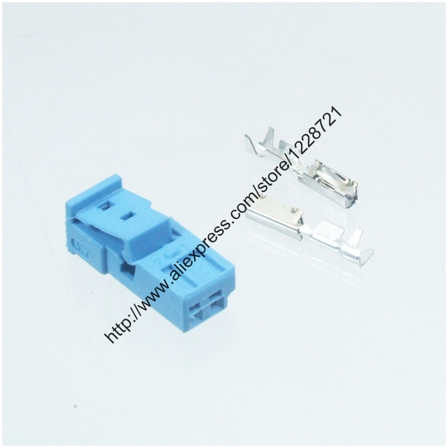 Fine 10Pcs 9 1452577 1A Wiring Cable Plug Terminal Connector 2 Pole Wiring Cloud Pimpapsuggs Outletorg
