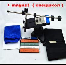 Нож Apex edge Pro точилка система Кухня точилка для ножей 4 точильный камень и магнит 60*20*10 мм