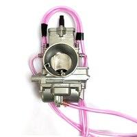 ШИМ 38 мм Карбюратор CARB Карбюратор универсальный для переключения картинг двухтактный гоночный мотоцикл Скутер utv ATV KTM 250CC рыцарь