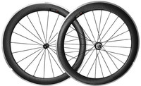 700c Width 23mm Dimple Carbon Road Bike Clincher Wheelset Alloy Brake Surface 60mm Free Shipping