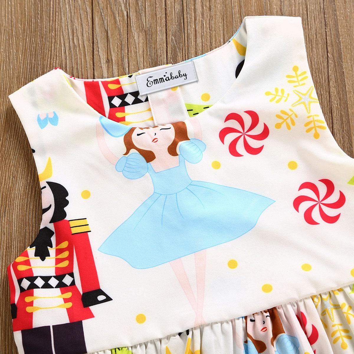 Kinder Kinder Kleidung Babys Nette Cartoon Charakter Kleid Mode ...