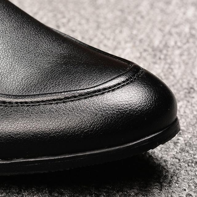 39-44 Tassel Dress shoes Top quality handsome comfortable Z6 brand men wedding shoes #W6682-1