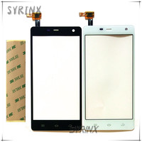 SYRINX 3M Stickers 5 0 Touch Screen Digitizer For THL 5000 THL5000 Touch Panel Front Glass