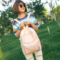 CONEED School Bags Charming Nice Korean Women School Bags Cute Rucksack Vintage Laptop Oct16