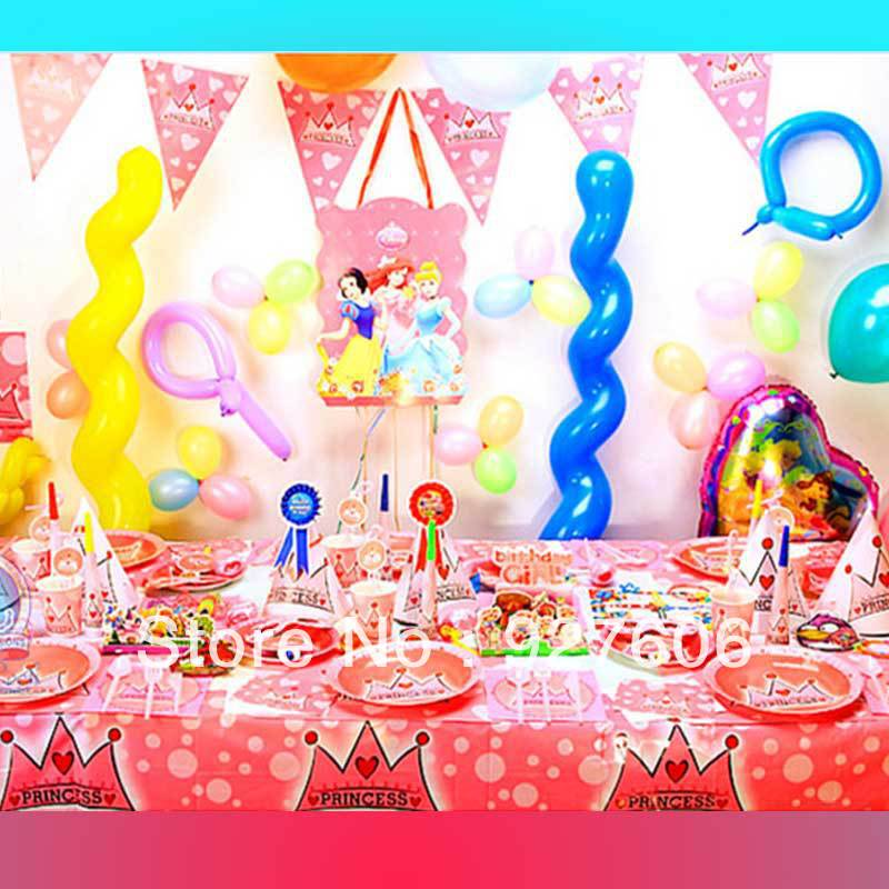 Party Supplies Of Home Decorations For Girl 1st First Happy Birthday