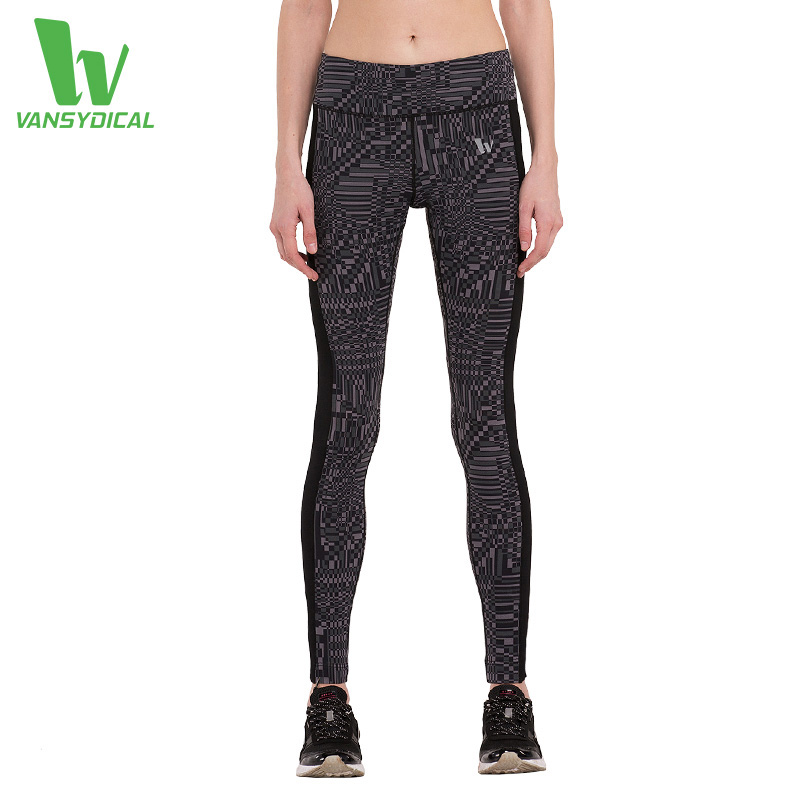 Womens Running Pants Compression Tights Jogging Leggings Sportswear Yoga Fitness Workout Quick Dry Trousers Ladies Pants