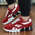 2016 Fashion Casual Shoes Men Lace Up Mixed Color Mesh Summer Casual Superstar Trainers Sport Basket Shoes Men Zapatillas Hombre