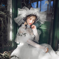 2018 New Wedding Bridal Hats Vintage Handmade Elegant Romantic Marrige Wedding Accessories
