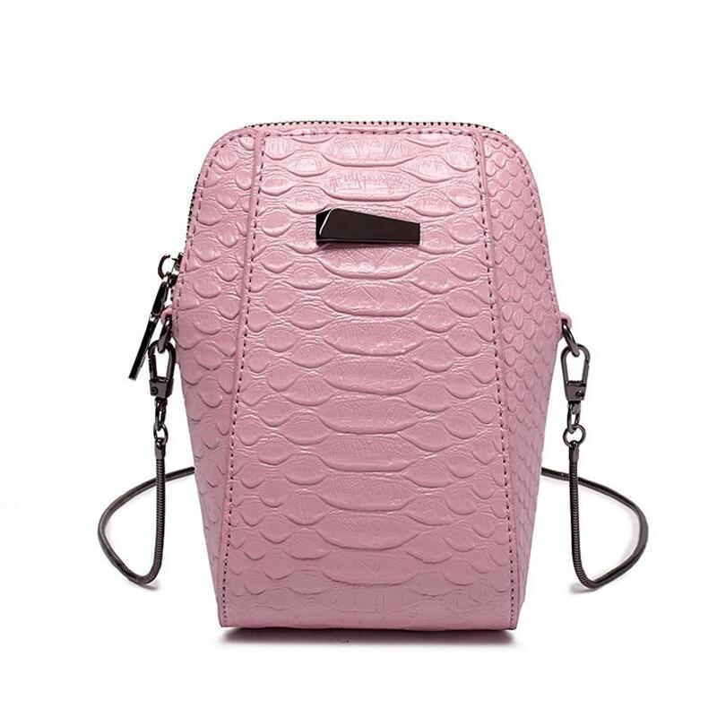 BARHEE Easy Carry Mini Bolsas Crossbody para Niñas Cadenas Bolso de hombro Bolso de Cocodrilo Bolso de Playa de Playa Bolso