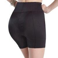 Ladies hips enhancer sexy phụ nữ quần lót mông mông enchancer body hình underwear eo cao boyshort rắn undies 8924