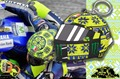 Iwasaki motorcycle Rossi ROSSI winter limited edition helmet key button VR46 2015