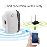WiFi Range Extender 300Mbps Wireless WIFI Repeater Mini Portable Signal Booster Wireless Access Point AP Signal Amplifier|Wireless Routers|Computer & Office -