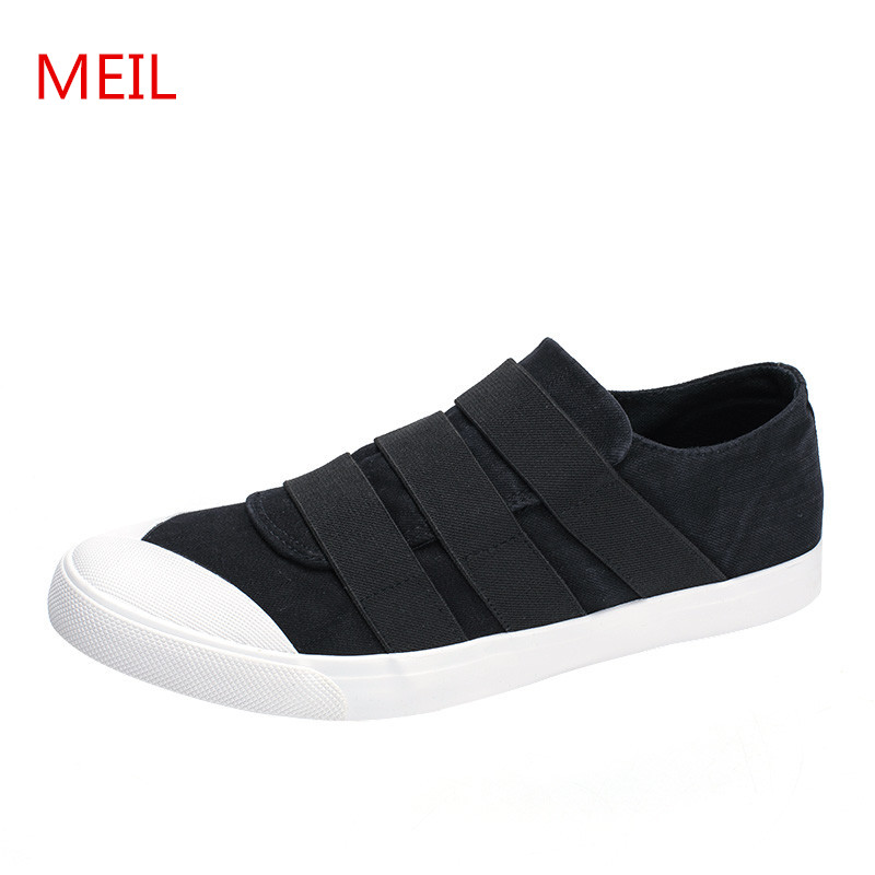 MEIL 2018 new Mens casual shoes man flats breathable Men loafers fashion outdoor shoes Mens canvas Shoes for sneakers Men gran epos 2017 new mens casual shoes man flats breathable fashion low high top shoes men hip hop dance shoes for male zapato