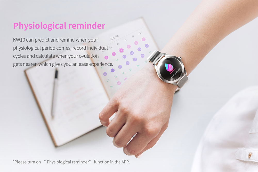 Waterproof Smart Watch for Women