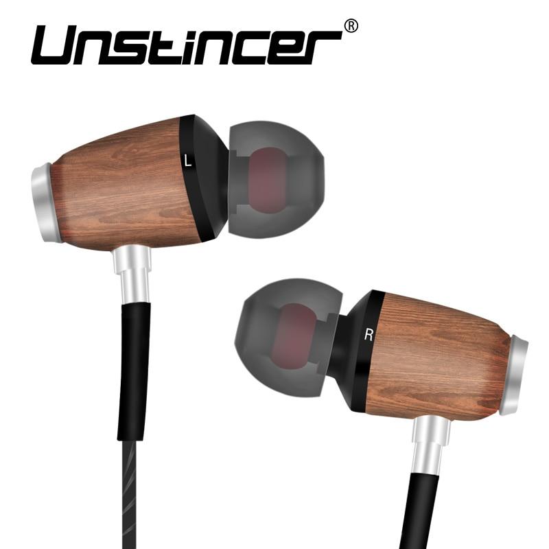 UNSTINCER Earphone In Ear Headset With Micro 3.5mm In Balanced Immersive Bass Earphones for iPhone, for Xiaomi, Huawei я immersive digital art 2018 02 10t19 30