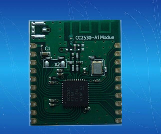 Freeshipping 5pcs/lot  CC2530-A1 CC2530 Zigbee low cost cheap wireless module freeshipping uart to zigbee wireless module 1 6km cc2530 module with antenna