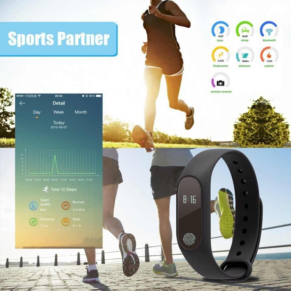 0,42 дюймовый oled-экран приложение напоминание о сообщениях Смарт-часы фитнес-трекер монитор сердечного ритма Смарт-наручные часы