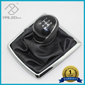 For Ford Focus 2 MK2 2005 2006 2007 2008 2009 2010 2011 C-Max Kuga Fiesta New 5 Speed Manual Gear Shift Knob With Leather Boot