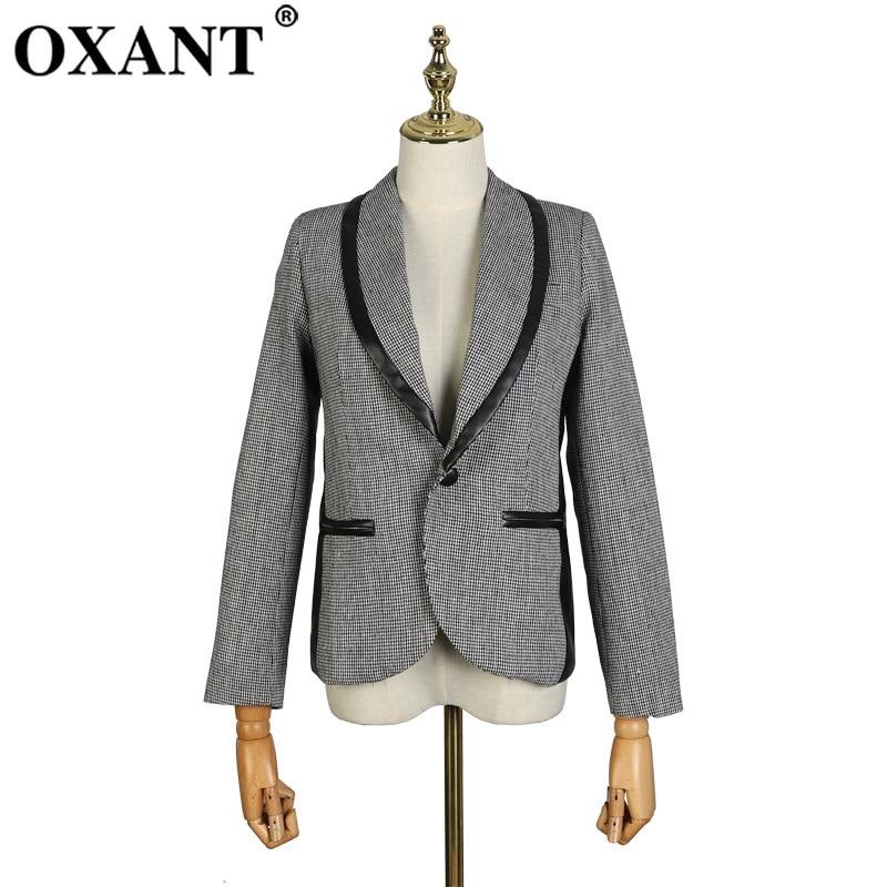 As D'hiver De Dame Blazer Femmes Tempérament Slim Costume Navettage Loisirs Et Oxant Picture Manteau Ol Automne 2019 Couture 8W0aqEFEw