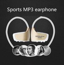 Nuevo 8 Gb Mini Reproductor MP3 Deportes Correr: Reproductores de Música Auriculares Auriculares