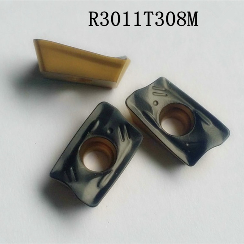 good quality R39011T308-PM 4225//1030 APKT1003 APMT1135 CNC carbide insert Use External Turning Tool Milling Face R390 Holder free shipping quick change m type external turning tool usage holder mssnr l for carbide insert snmg120408