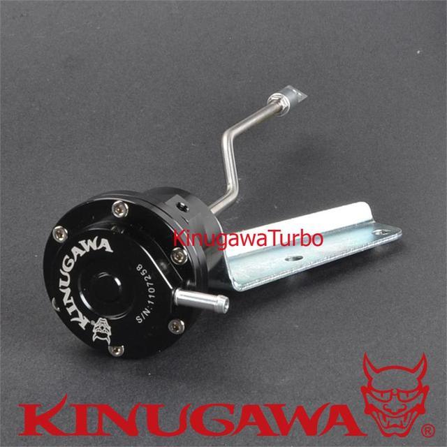 Кинугава Регулируемая Turbo Wastegate Привод для Mitsubishi EVO 4 ~ 8 4G63T TD05H 1.0 бар/14.7 Psi