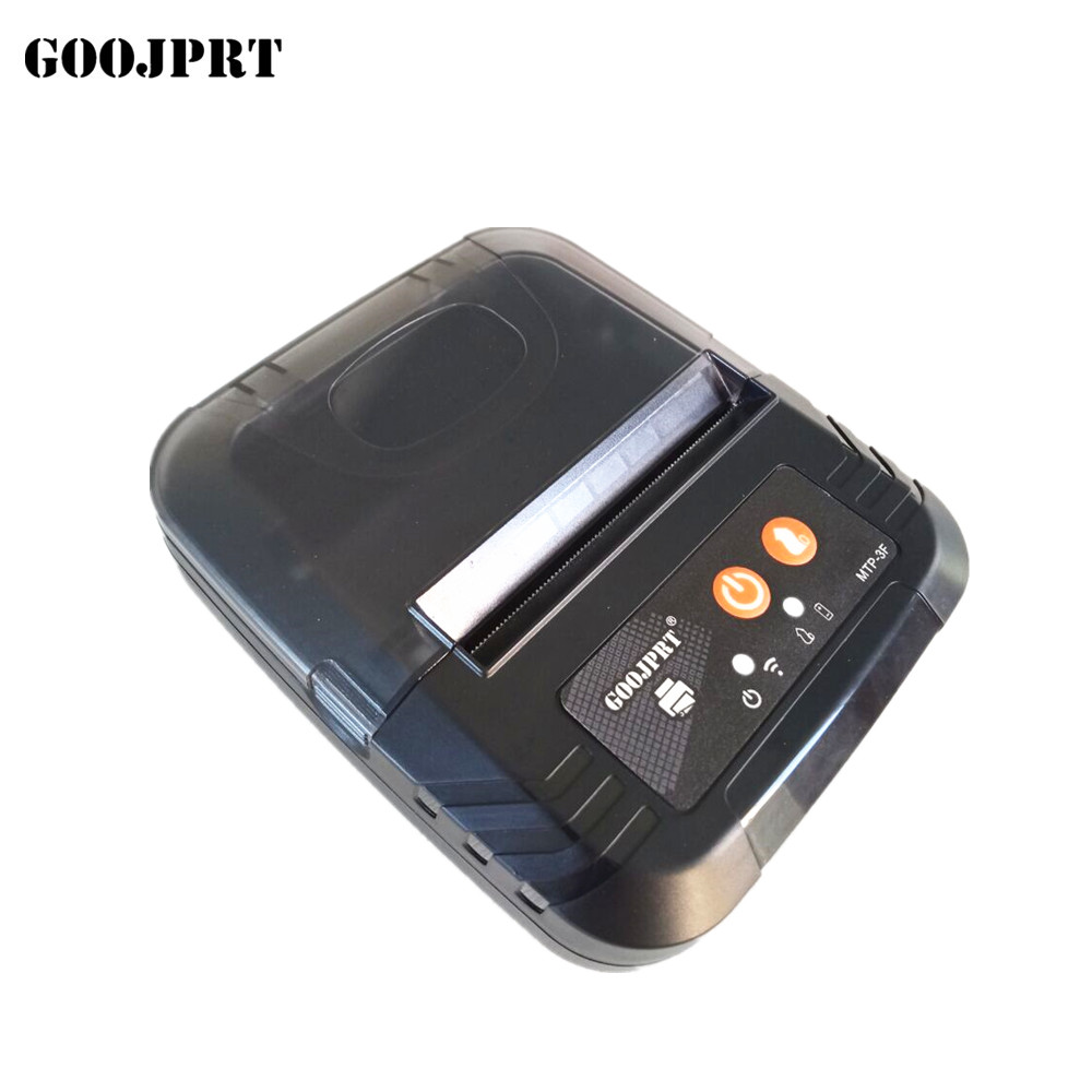 Mini 58mm Thermal Printer USB Portable Bluetooth Printer Label Printer Bluetooth Bar Code Printer for Windows Android POS цена