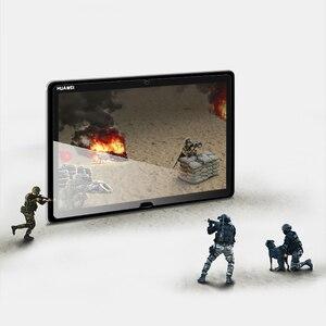 Image 4 - Protector de cristal templado para Huawei MediaPad M5 lite 10,1, Protector de pantalla de cristal para Huawei M5 Pro 10,8 M5 8,4