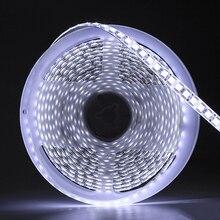 5M 600 LED 5054 LED Strip Licht Waterdicht/Niet Waterdicht DC12V Lint Tape Helderder Dan 5050 Koud Wit /Warm Wit/Ijsblauw
