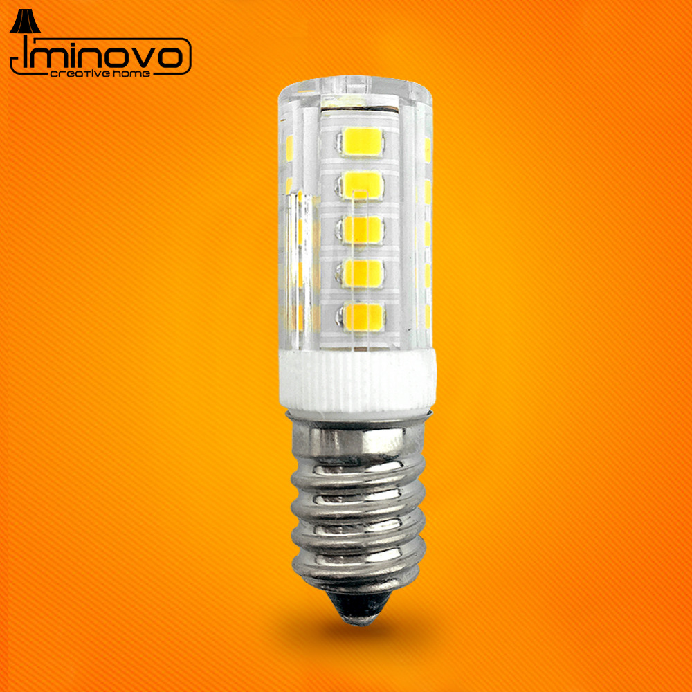 IMINOVO 10pcs E14 LED Light Bulb Lamp AC 220V 6W 2835 SMD Ceramic Spotlight Replace Halogen Spotlight Chandelier Warm/Cool White garmin edge 520 hrm cad