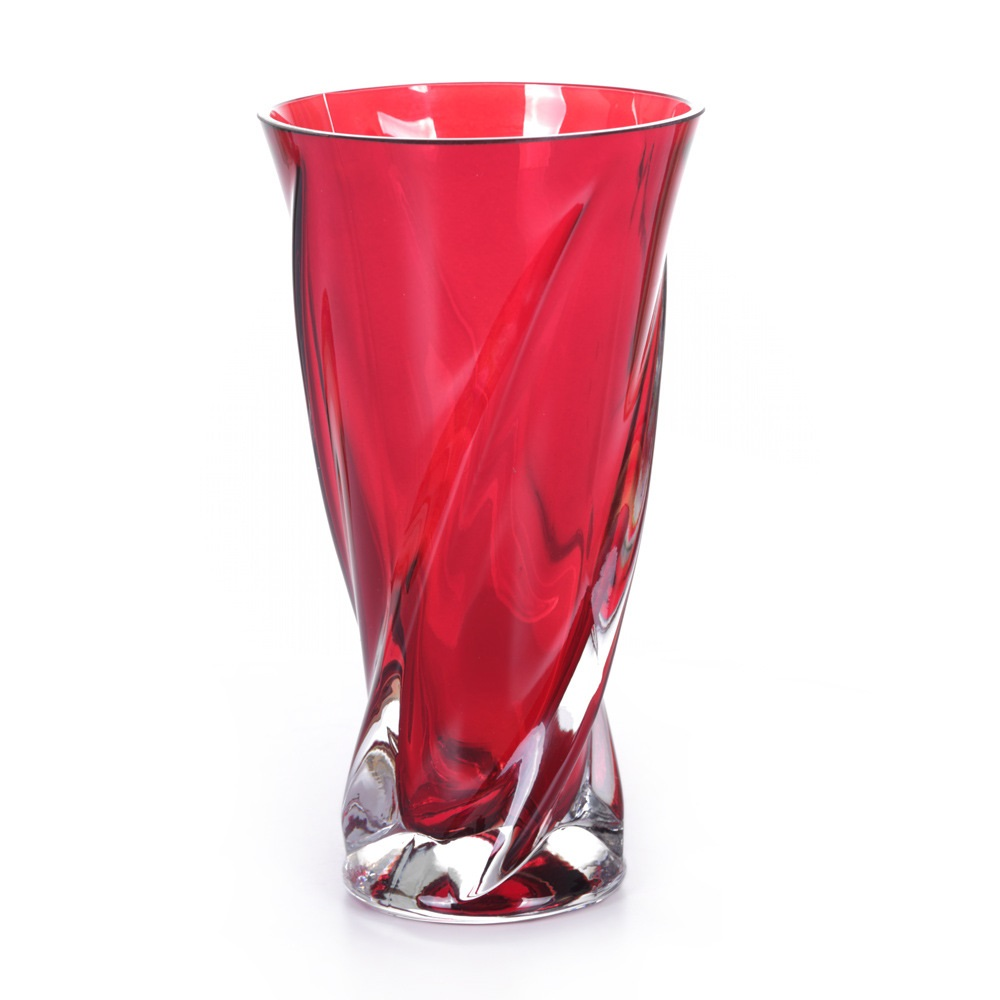 Crystal lead-free glass vase concise modern home living room decoration vase fashion home  decoration pendulumCrystal lead-free glass vase concise modern home living room decoration vase fashion home  decoration pendulum
