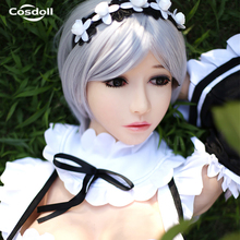 Cosdoll 158cm/165cm Japanese Anime Love Doll for Man Masturbation Realistic TPE Silicone Sex Dolls with Big Breasts