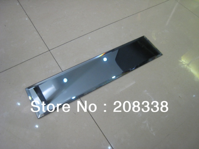 Cut To Size Silver Mirror Tile Bathroom Mirror Beveled Edge And