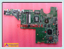 Original 634649-001 for HP CQ42 CQ62 laptop motherboard. DDR3 100% tested