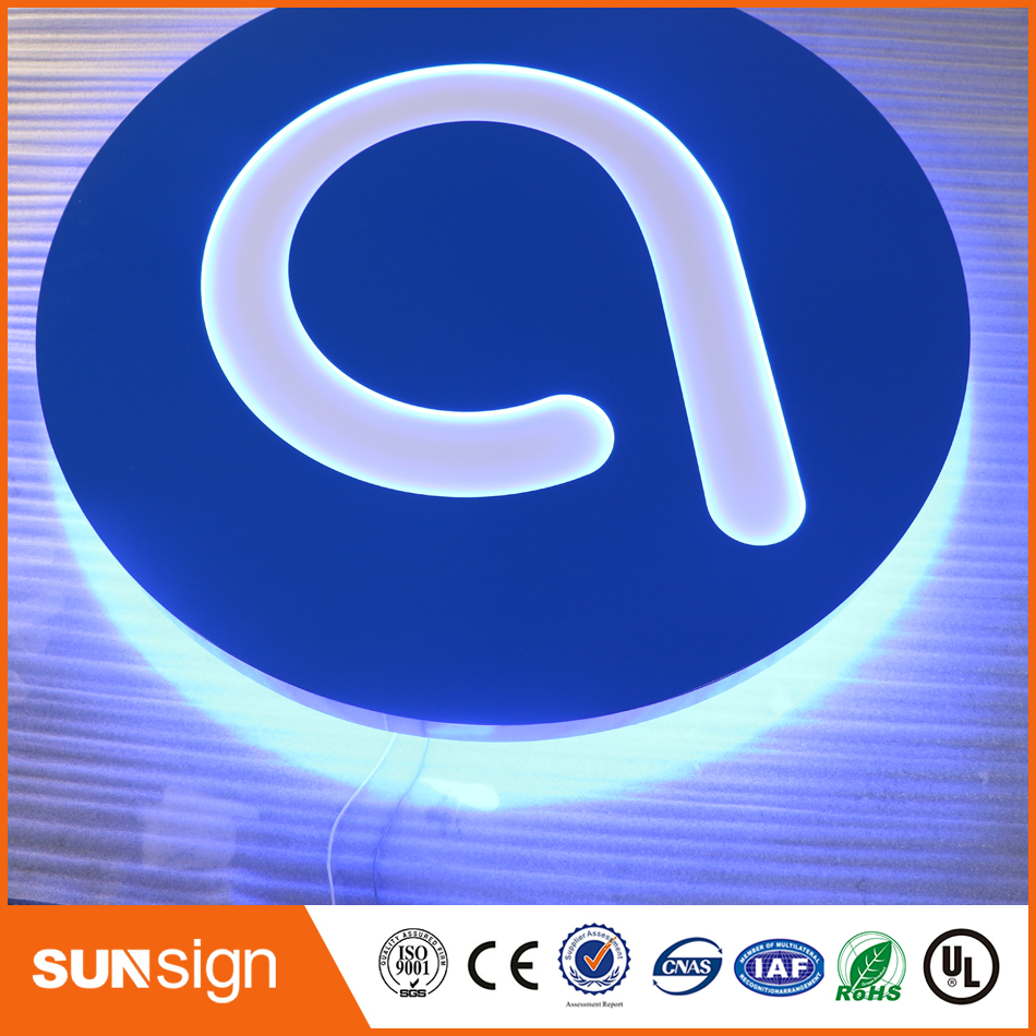 Popular Outdoor Led Light Box With Stand