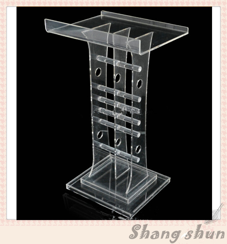 Acrylic tabletop lectern/podium acrylic lectern podium pulpit for church school lectern for sale acrylic desktop lectern acrylic lectern stand acrylic podium pulpit lectern for church modern design acrylic lectern
