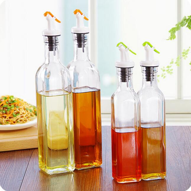 US $27.58 11% OFF|Kitchen Storage Containers Glass Spice Bottle 2  Pieces/Lot Fashion Cooking Oil Sprayer Bottle Seasoning Condiments  Injector-in Other ...