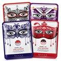 2017 Caliente!! 4 colores Fashin partido de la máscara de belleza cuidado de la cara cuidado de la piel facial de tony moly máscara Hidratante Que Blanquea La Máscara Facial