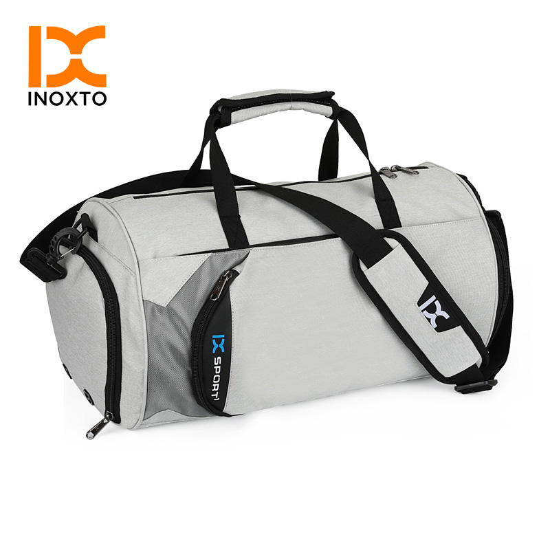 2019 Sport Gym Bag Lady Women Fitness Travel Men Handbag Outdoor Female Backpack with Separate Space