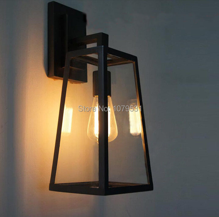 Wall Sconce Height On Stairs : ?Nordico Creative Wall Lamp American ? Industrial Industrial RH LOFT Retro ? Sconce Sconce ...