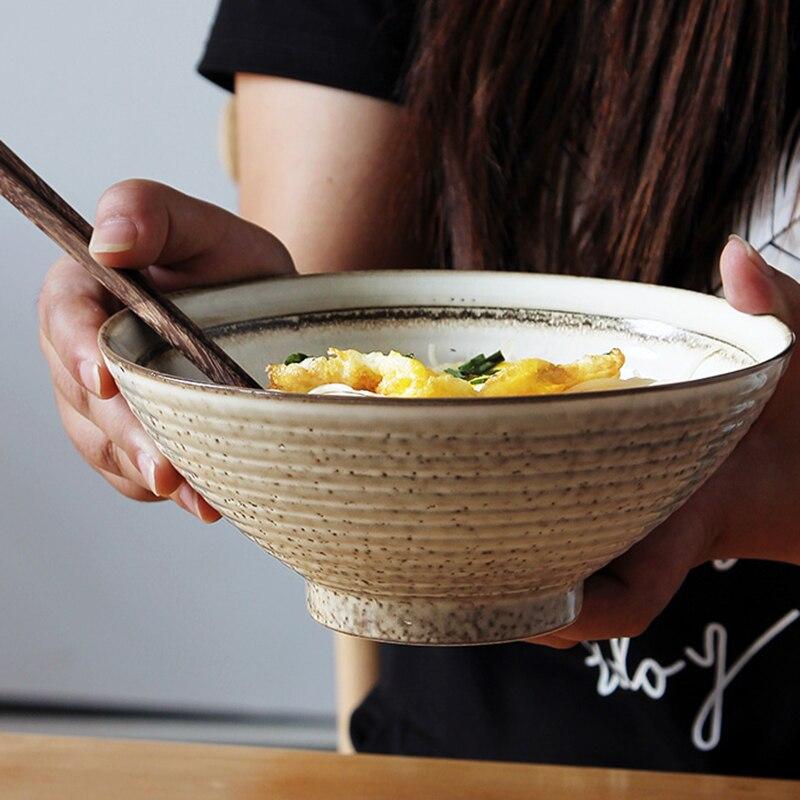 Noodle Bowls Ceramic