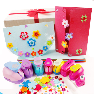 Papier décoratif poinçon fleur artisanat poinçon Scrapbooking Machine artisanat conception poinçons frontière poinçon artisanat outils pour enfants