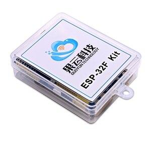 Image 5 - ESP 32F WiFi + بلوتوث منخفضة للغاية استهلاك الطاقة مجلس التنمية ثنائي النواة ESP 32 ESP 32F ESP32 M5Stack مماثلة ل اردوينو